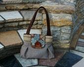 Handbag Purse : Swiss Sky