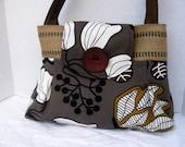 Handbag Purse Shoulder bag : Dark Forest II