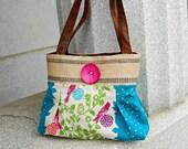 Handbag Purse Everyday bag : Pajaro