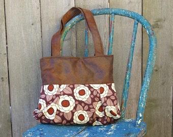 Flower Canyon Handbag