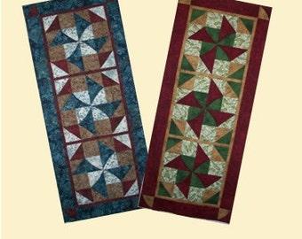 Fan Favorite Table Runner Quilt Pattern