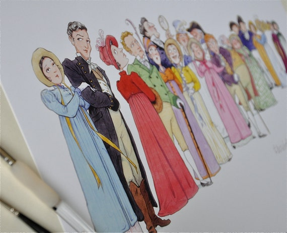thesis statements for persuasion by jane austen