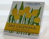 2012 Mini Desktop Calendar