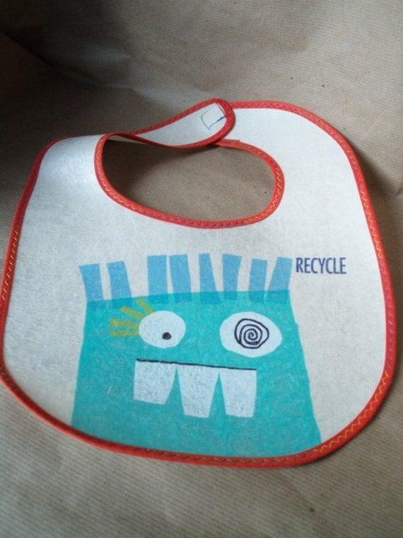 recycled Monster BIB