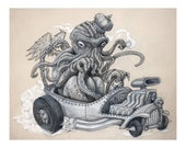 Chthulu Hot Rod