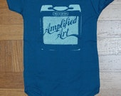 Amp Art Rock Baby Onesie (Many Colors and Sizes)