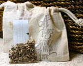 RESERVED FOR KRYISTYN - All Things Grow With Love - Bags
