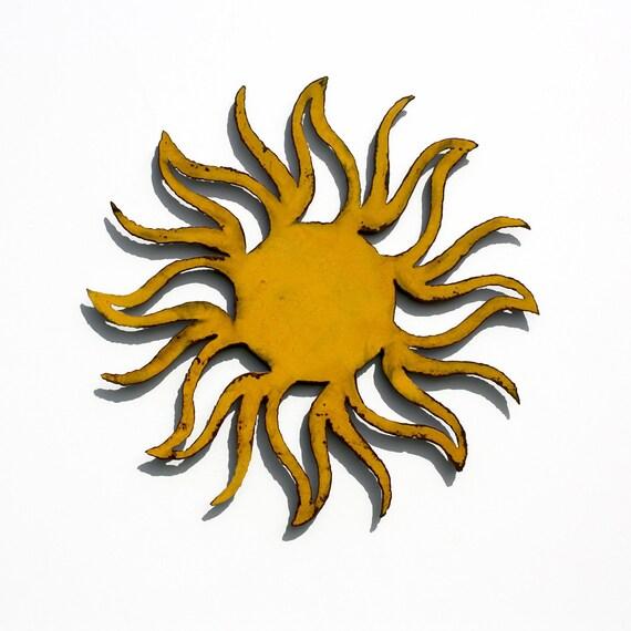 sun metal wall art 36 metal garden art indoor
