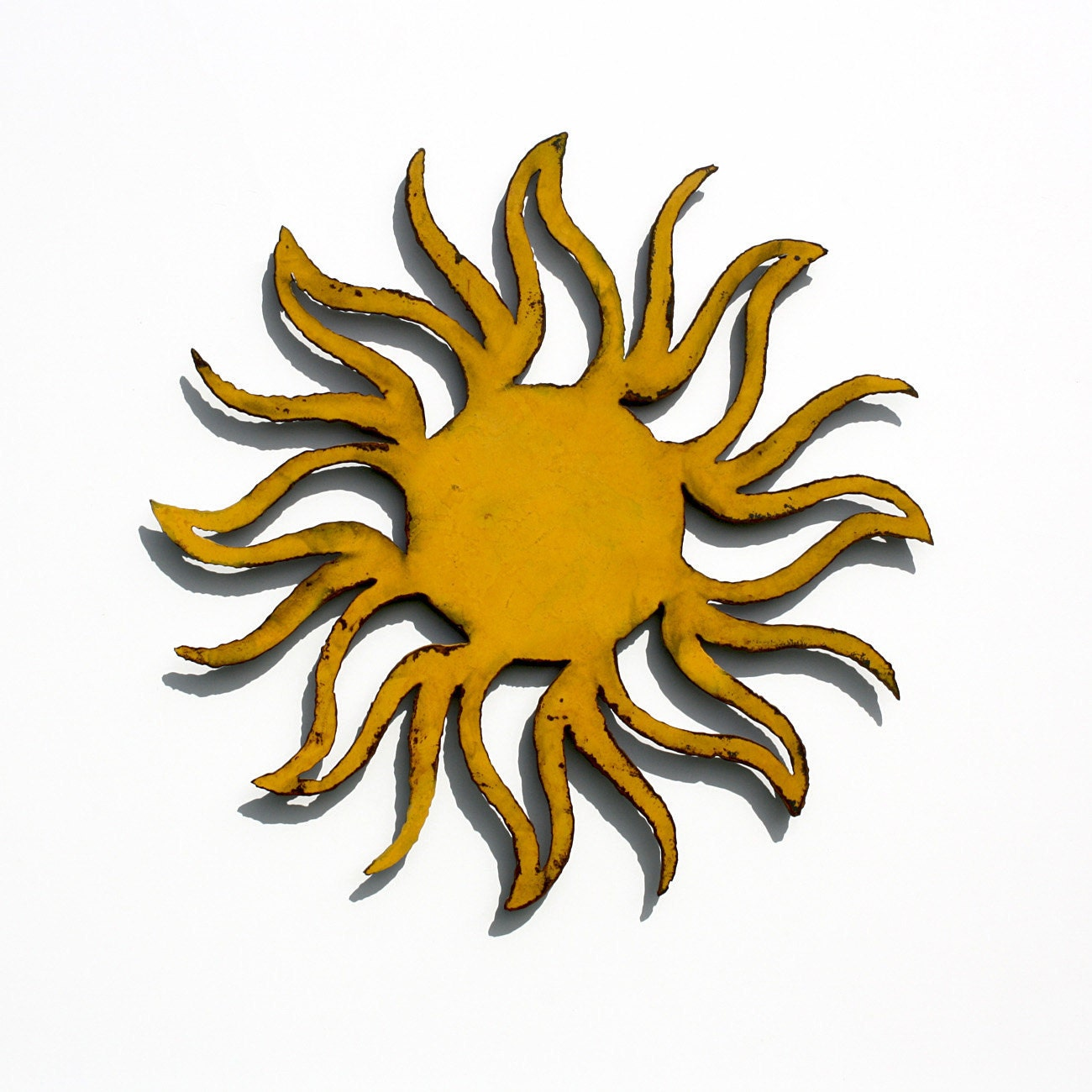 Sun Wall Art | Wall Plate Design Ideas