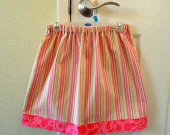 Girl's cotton skirt - Size 5T/6T