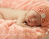 flapper Crochet hat pattern - baby girl hat patterns - crochet patterns - photo prop patterns