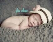Crochet hat pattern - hat crochet pattern - bucket hat pattern - baby girl hat patterns - photo prop patterns - crochet pattern