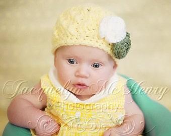 crochet hat patterns, hat crochet pattern, baby girl hat patterns, baby girl beanies, beanie crochet patterns, photo prop patterns, girl hat