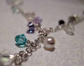Sweet & Sparkly Swarovski Necklace REDUCED PRICE