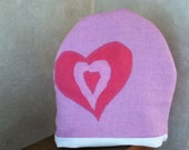 SALE,SALE,SALE loveheart tea cosy