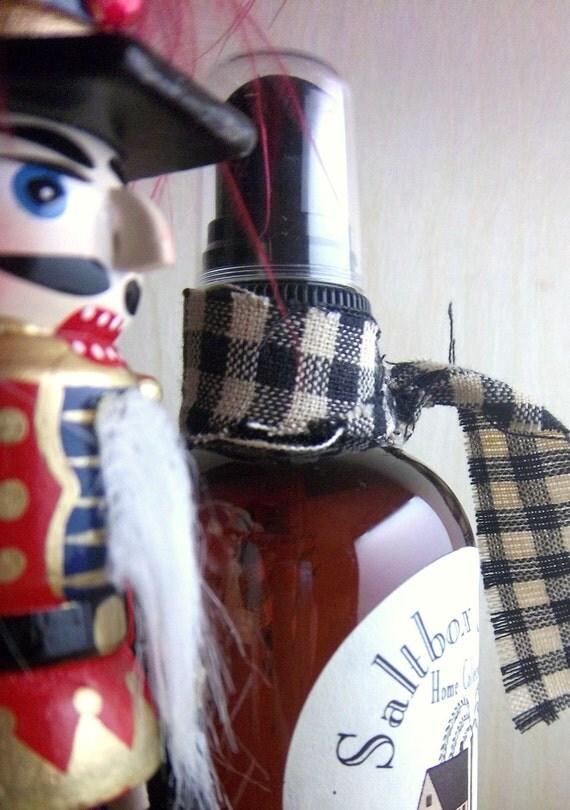Country Christmas Air Freshner,Room Spray, Linen Spray,Scents of Pine Cinnamon Vanilla,The smell of Christmas