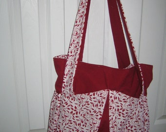 The Divided Hand Bag
