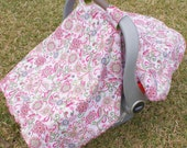 Infant Car Seat Tent Cover