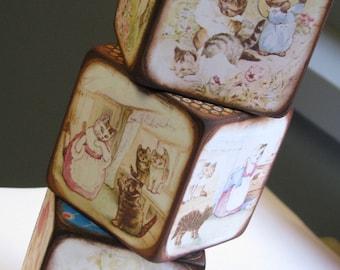 Beatrix Potter Blocks