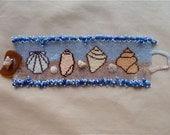 Seashell Peyote Stitch Bracelet