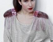 Rose Nymph shoulder pads
