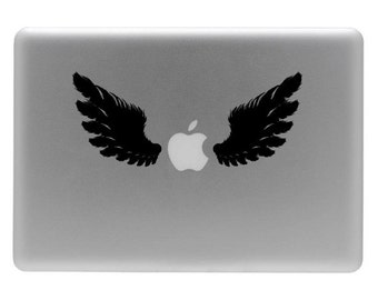 Wings - Vinyl Decal Sticker for the MacBook