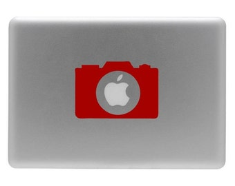 Camera - Vinly Decal Sticker for MacBook