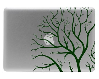 Tree - Vinyl Decal Sticker for your Macbook or Laptop