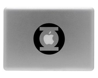 Green Lantern - Vinyl Decal Sticker for the Macbook