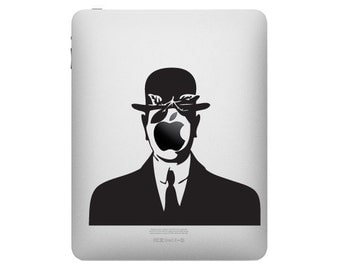 Son of Man - Vinyl Decal Sticker for the Apple Ipad