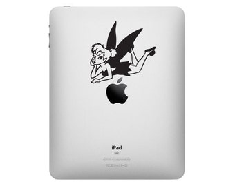 Tinkerbell - Vinyl Decal Sticker for the Apple Ipad