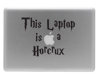 Horcrux - Vinyl Decal Sticker for the Macbook or Laptop