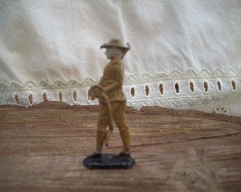 Vintage Lead Soldier
