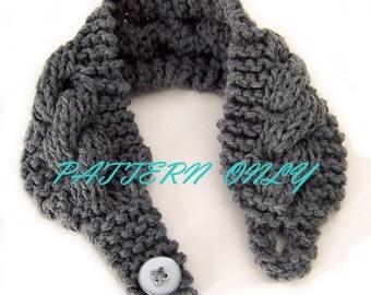 Knitted head wrap pattern Etsy