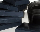 Rehab - Soap for your Face - Detox soap organic activated charcoal lemon peppermint soap