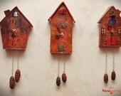 """Wall Clock  """"Cuckoo Clock"""""""