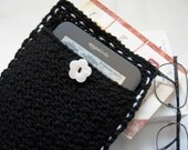 "Hand Crocheted Kindle ""Kover"" - Reserved for Erica K."