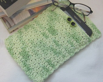 "Hand Crocheted Kindle ""Kover"""