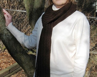 Hand Crocheted Accessory Scarf