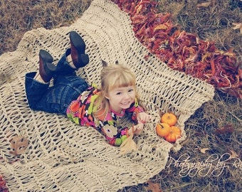 Fall Decor Blanket Fall Home Decor Afghan Fall Decorations Throw Blanket with Burnt Orange and Fall Leaf Colors