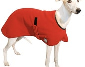 WHIPPET Spring or Fall Dog Coat - VoyagersK9Apparel