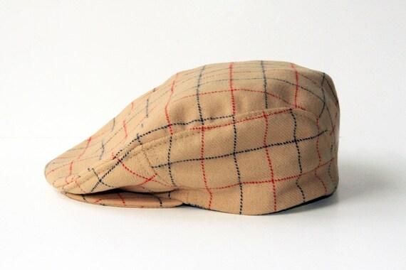 Boogie Woogie Gibson Pendleton Newsboy Hat