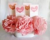 S.W.A.K. Printable Valentine Kit