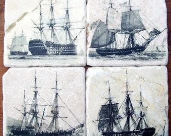 Nautical Ships, Coasters, 1829