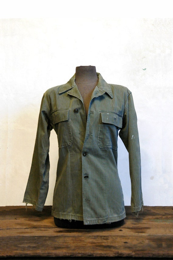 Vintage 70s US Army Jacket // Army Life