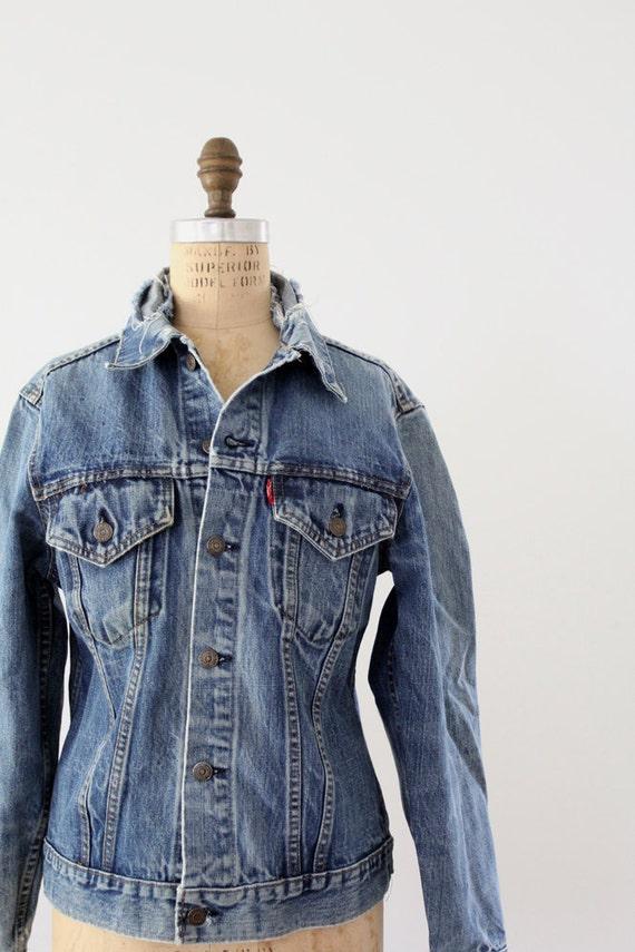 1980s Levi's denim jacket
