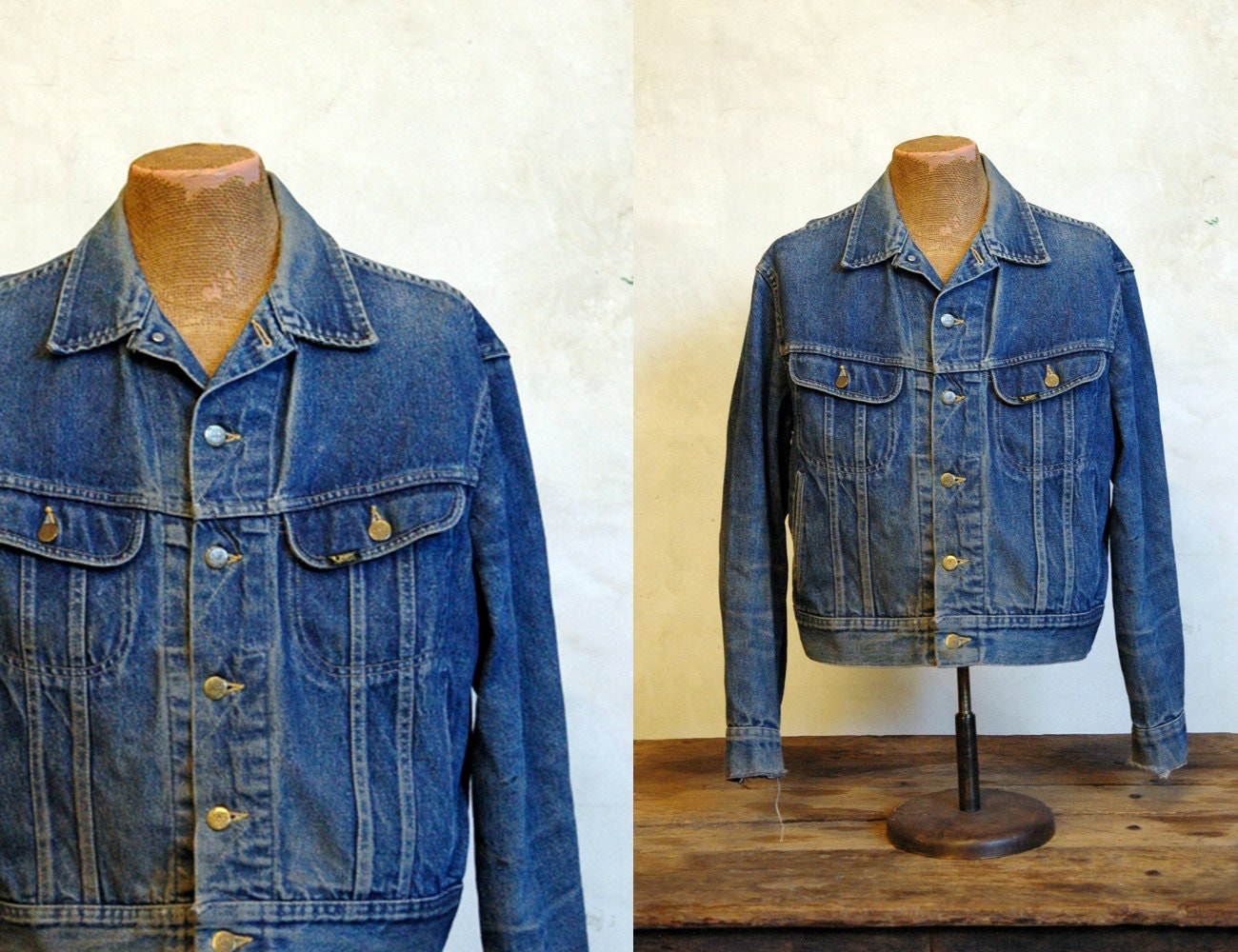 from Armani dating vintage lee jackets