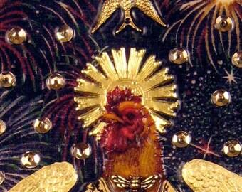 The Ascension Embellished Assemblage
