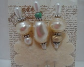Vintage Stick Pins or Scrapbook Pins
