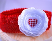 Valentine's Headband for your little Princess
